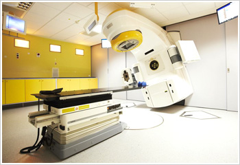 高精度放射線治療機器